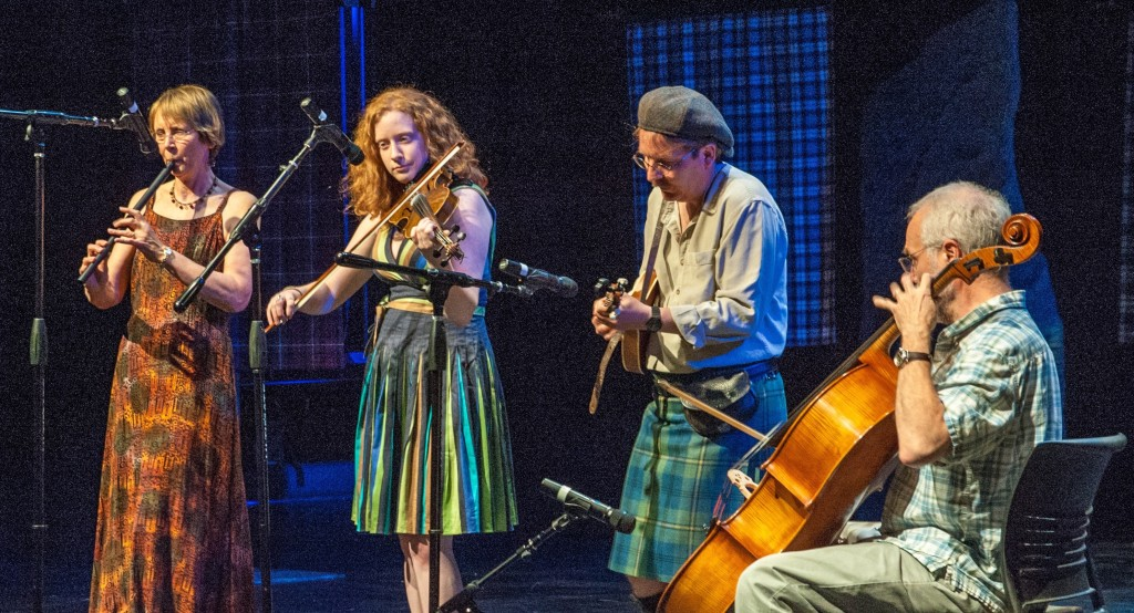 Ceilidh at the Cary Arts Center photo by Michael Williams